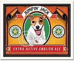 B-104 - 8x10 Art Print - Jack Russell English Ale
