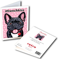 GCK-106  Greeting Card 6-Pack  #frenchkiss