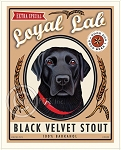 B-102 - 8x10 Art Print - Black Velvet Stout
