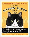 F-103 - 8x10 Art Print - Hypno Kitty