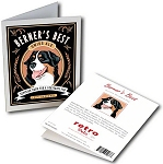 GCB-106  Greeting Card 6-Pack - Berner's Best