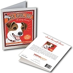 GCC-106  Greeting Card 6-Pack - Jack Russell Roast