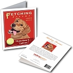 GCHP-119  Greeting Card 6-Pack - Fetching Dreams
