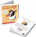 GCHP-120  Greeting Card 6-Pack - Lolli-PUP
