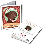 GCHP-123  Greeting Card 6-Pack - Chocolate Charmer