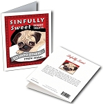 GCT-113  Greeting Card 6-Pack - Sinfully Sweet