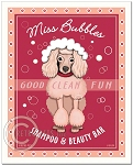 HP-111 - 8x10 Art Print - Miss Bubbles