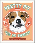 HP-114 - 8x10 Art Print - Pretty Pit Candy