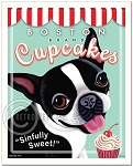 HP-135 - 8x10 Art Print - Boston Cupcakes
