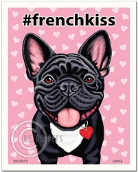 K-106 - 8x10 Art Print - #frenchkiss