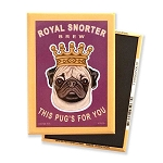 MB-110  Magnet 4-pack - Royal Snorter Brew
