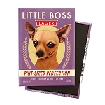 MB-118  Magnet 4-pack - Little Boss