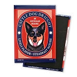 MB-126  Magnet 4-pack - Cattle Dog Draught