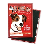 MC-106  Magnet 4-pack - Jack Russell Roast