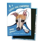 MHP-108  Magnet 4-pack - Cuddle Dog