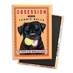 MHP-109  Magnet 4-pack - Obsession Black