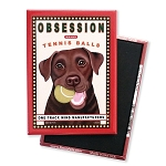 MHP-110  Magnet 4-pack - Obsession Chocolate