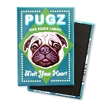 MHP-129  Magnet 4-pack - PUGZ Candy