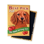 MHP-131  Magnet 4-pack - Best Pick Pup