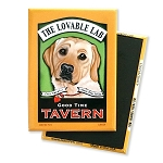 MPB-104  Magnet 4-pack - Lovable Lab