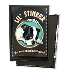 MT-104  Magnet 4-pack - Lil' Stinker Boston