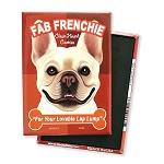 MT-110  Magnet 4-pack - Fab Frenchie