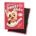 MT-111  Magnet 4-pack - Sweet Baby