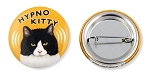 OF-103 - Buttons - Hypno Kitty 10-pack
