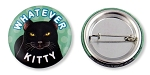 OF-107 - Buttons - Whatever Kitty 10-pack