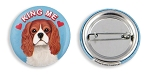 OH-106 - Buttons - King Me 10-pack