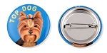 OHP-134 - Buttons - Top Dog 10-pack