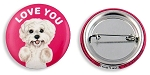 OT-108 - Buttons - Love You 10-pack