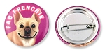 OT-110 - Buttons - Fab Frenchie 10-pack
