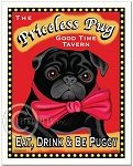 PB-102 - 8x10 Art Print - Priceless Pug