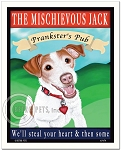 PB-105 - 8x10 Art Print - Mischievous Jack - Broken Coat