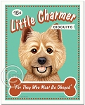T-118 - 8x10 Art Print - Little Charmer - Cairn Terrier