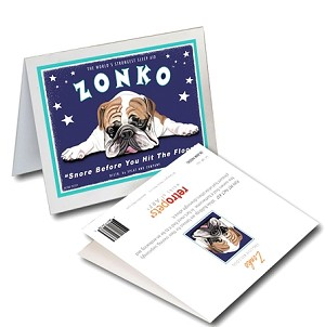 GCHP-103  Greeting Card 6-Pack - Zonko