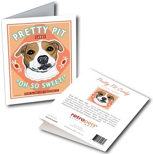 GCHP-114  Greeting Card 6-Pack - Pretty Pit Candy