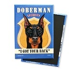 MSE-102  Magnet 4-pack - Doberman Security