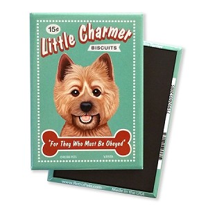 MT-118  Magnet 4-pack - Little Charmer